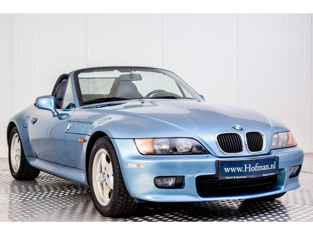 BMW Z3 Roadster 2.8 88000 KM! Foto 44