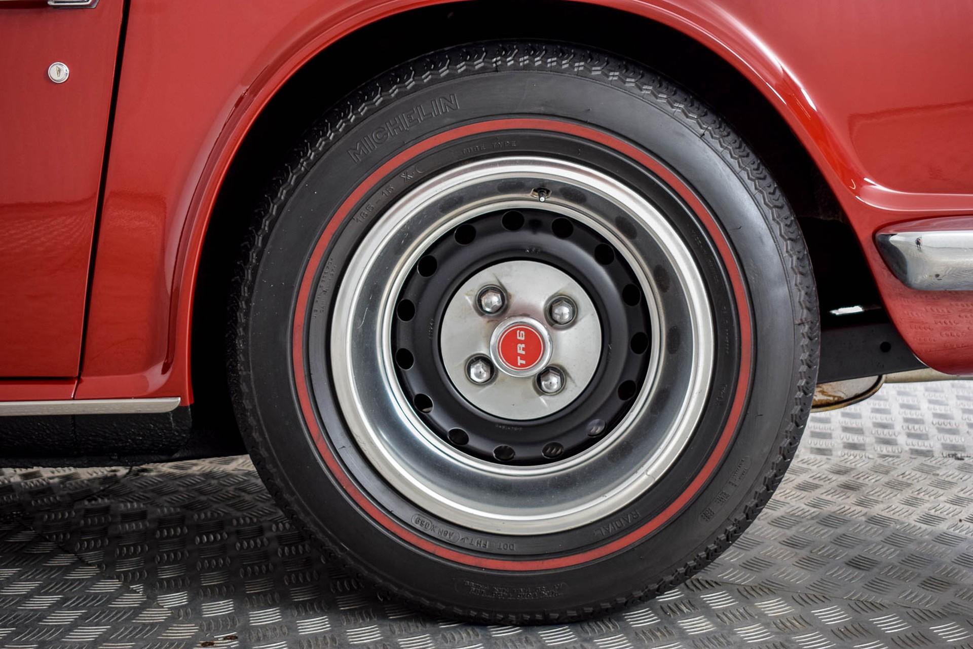 Triumph TR6  Foto 15