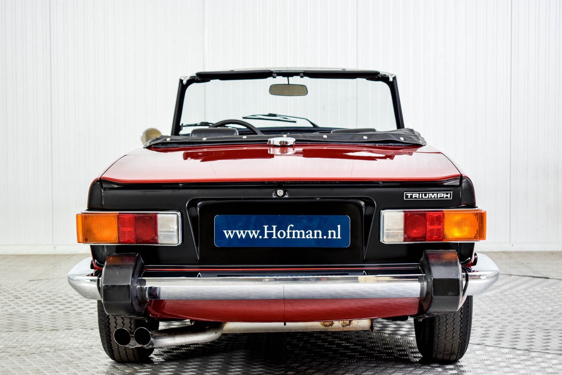 Triumph TR6  Foto 4