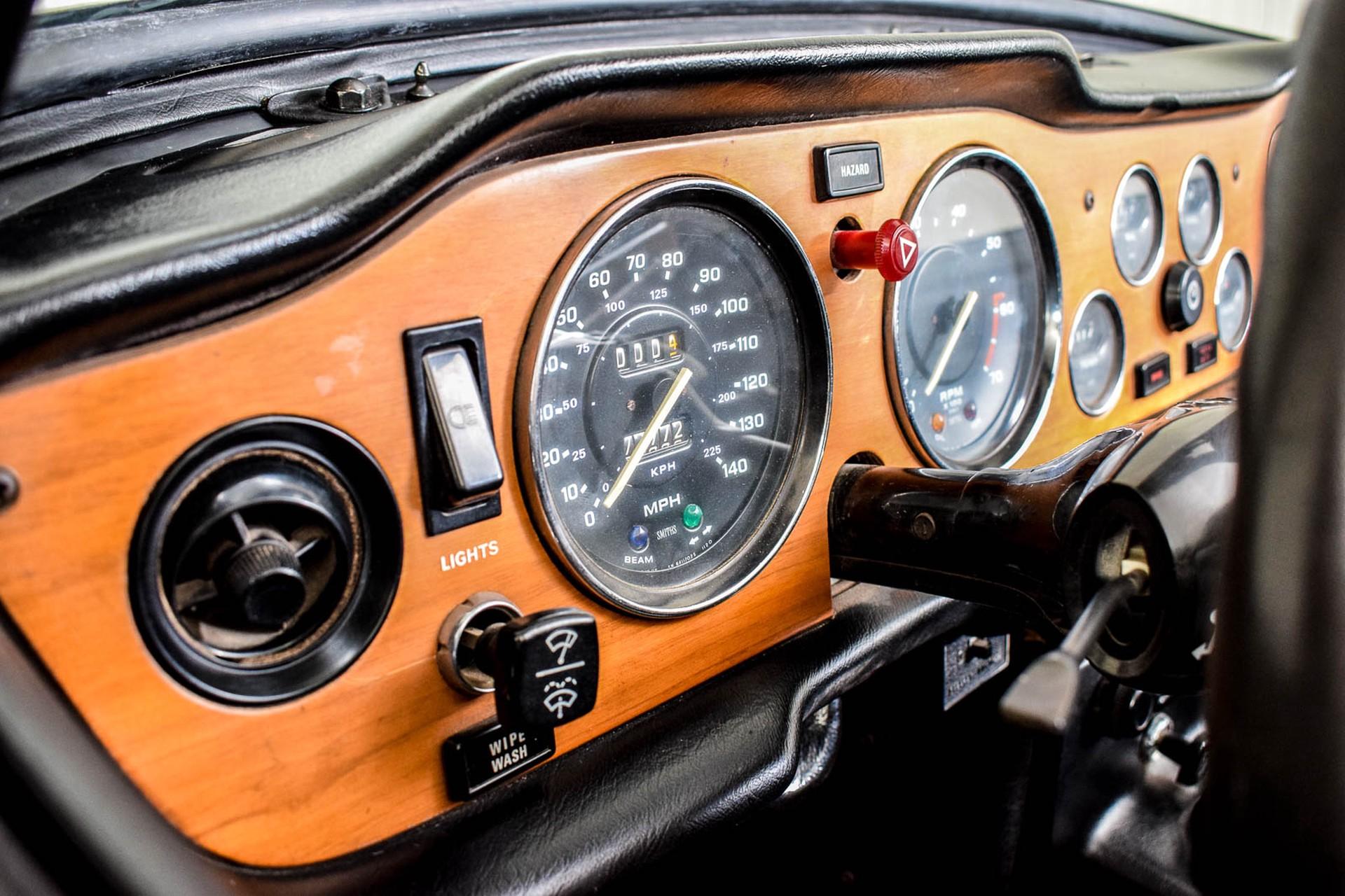 Triumph TR6  Foto 44