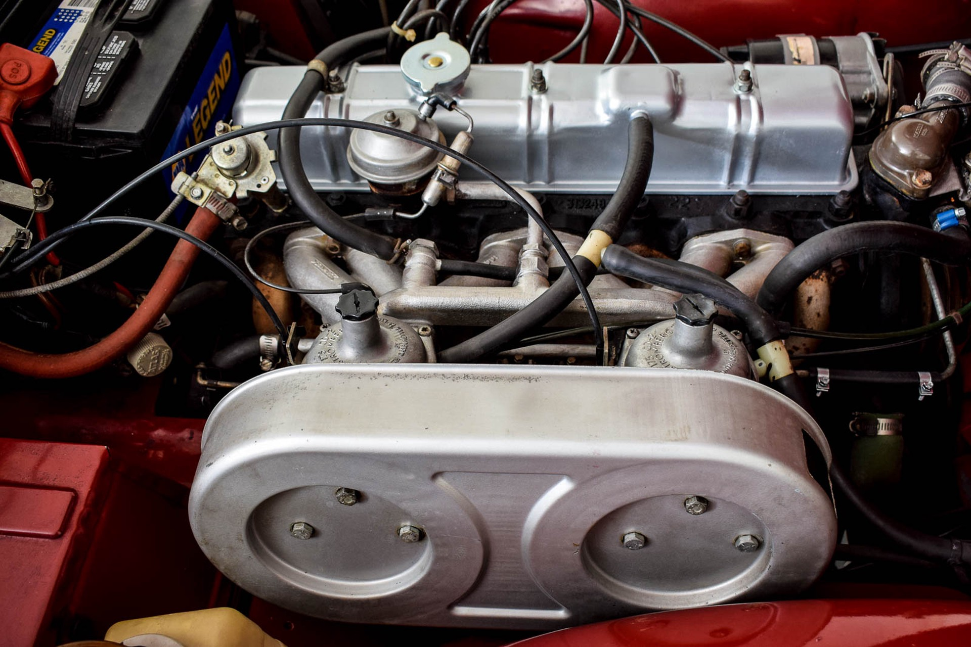 Triumph TR6  Foto 45