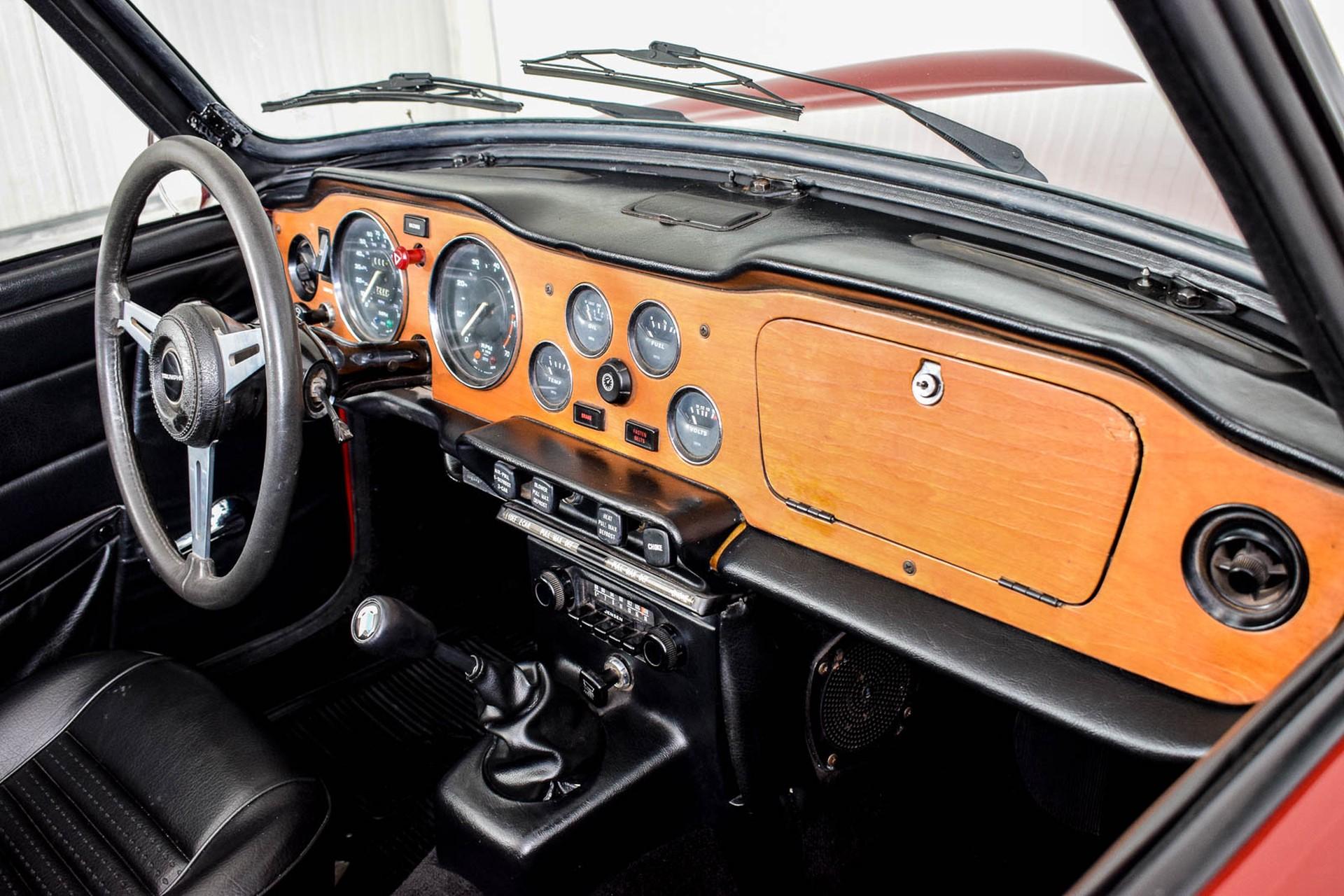 Triumph TR6  Foto 52