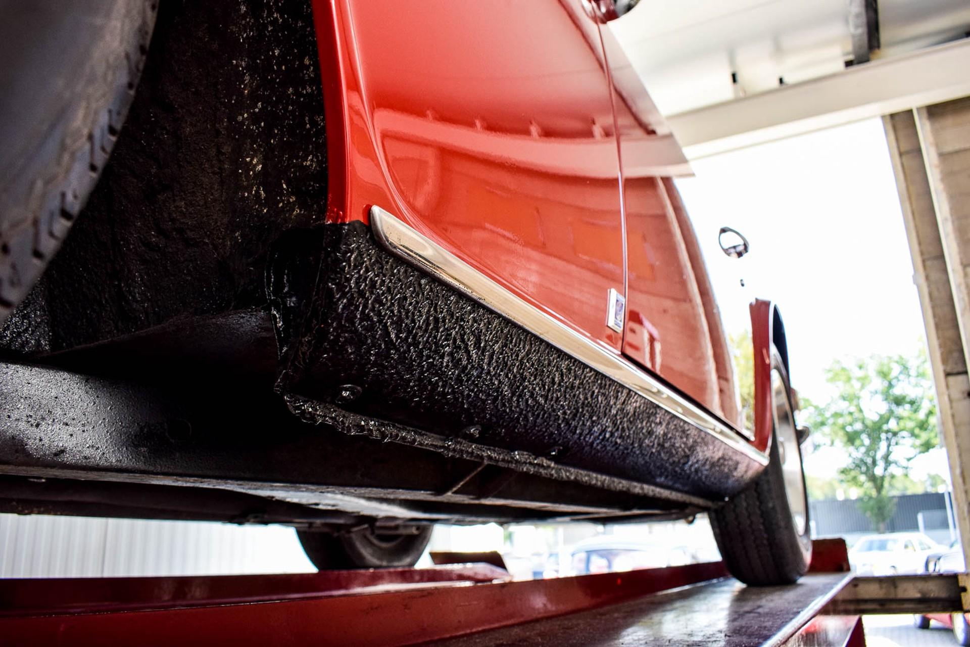 Triumph TR6  Foto 59