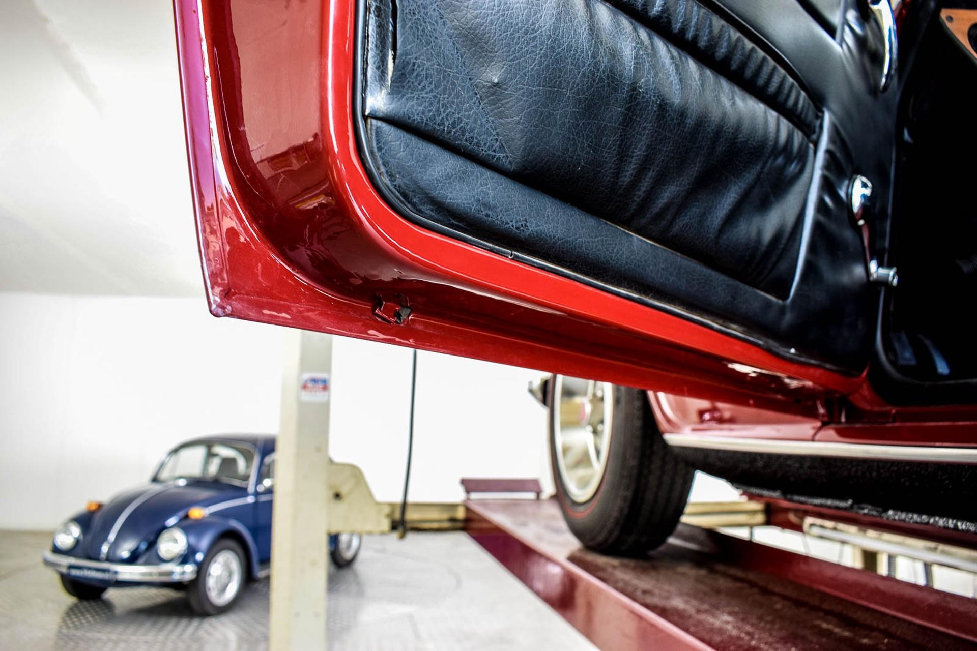 Triumph TR6  Foto 60