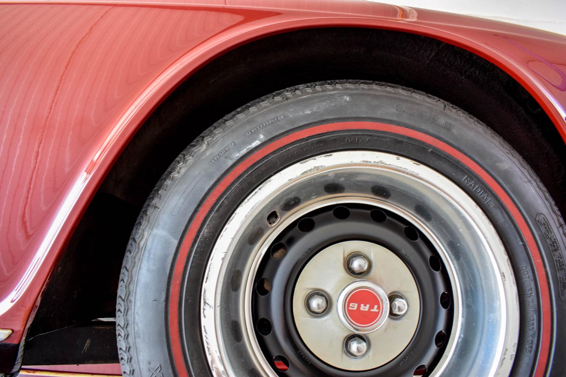 Triumph TR6  Foto 63