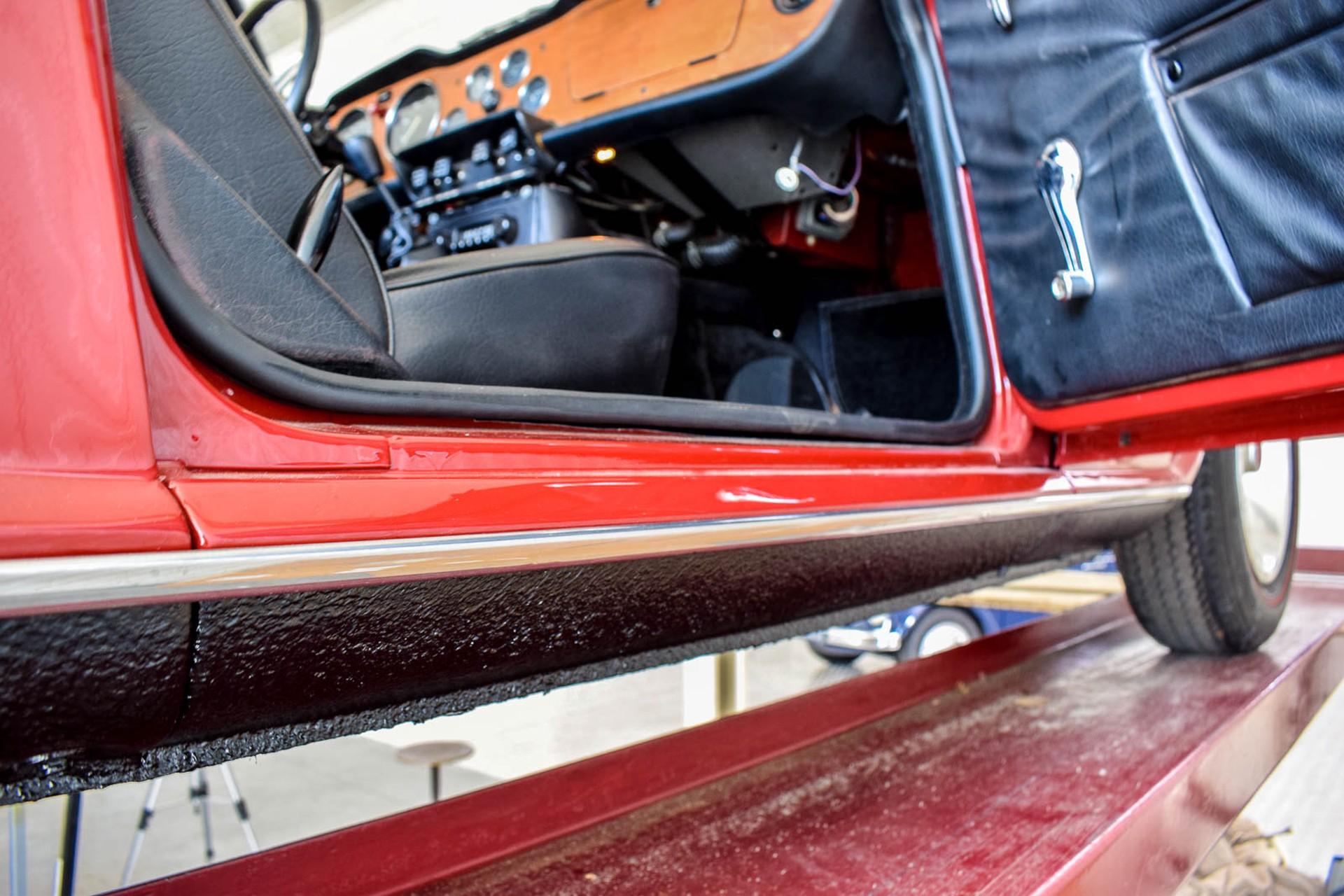 Triumph TR6  Foto 64