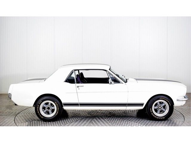 Ford Mustang V8 automaat Foto 16