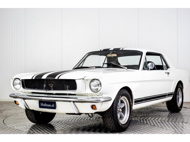 Ford Mustang V8 automaat Foto 22