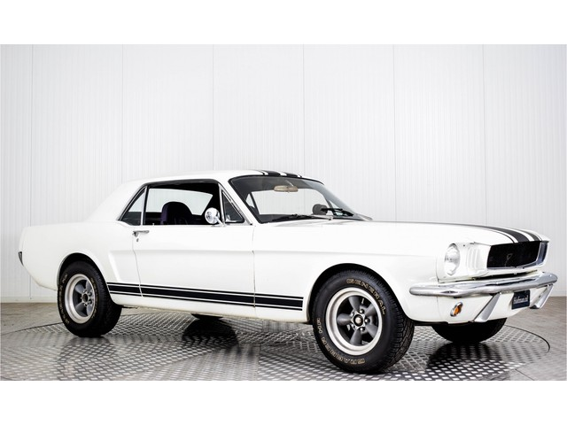 Ford Mustang V8 automaat Foto 26