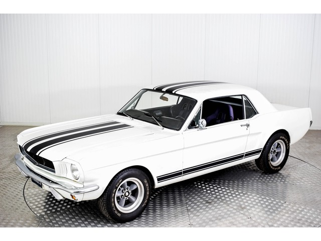 Ford Mustang V8 automaat Foto 44