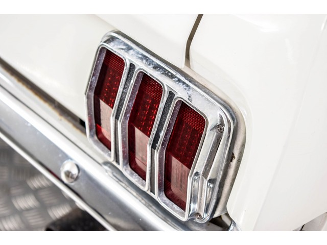 Ford Mustang V8 automaat Foto 49