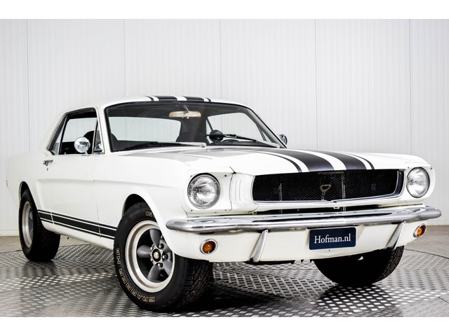 Ford Mustang V8 automaat Foto 5
