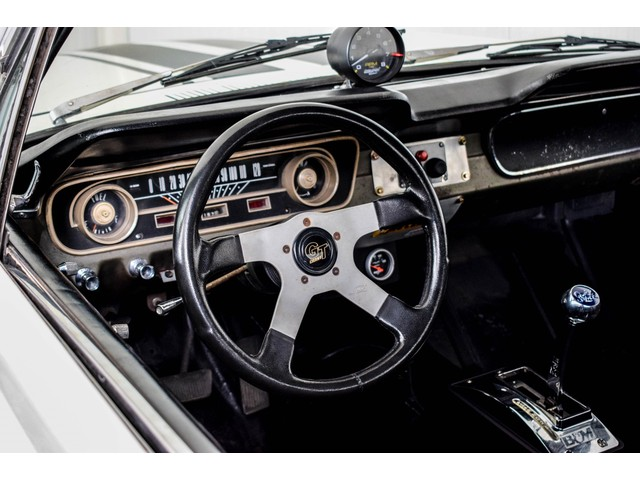 Ford Mustang V8 automaat Foto 57