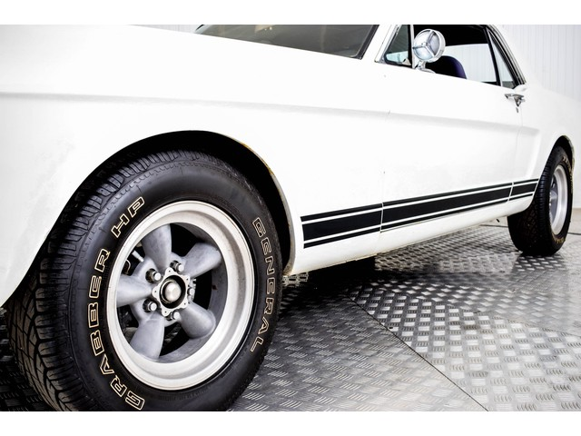 Ford Mustang V8 automaat Foto 61