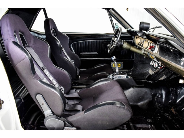 Ford Mustang V8 automaat Foto 8