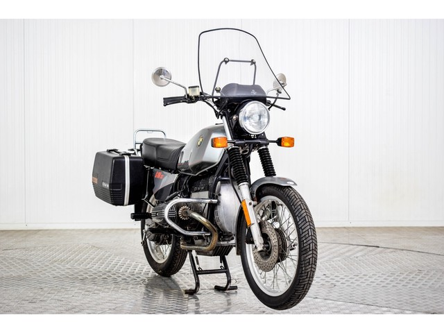 BMW  Tour R 80 ST Foto 6