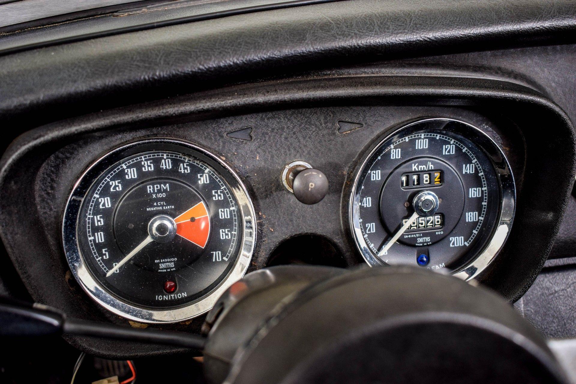 MG B MGB Roadster Foto 25