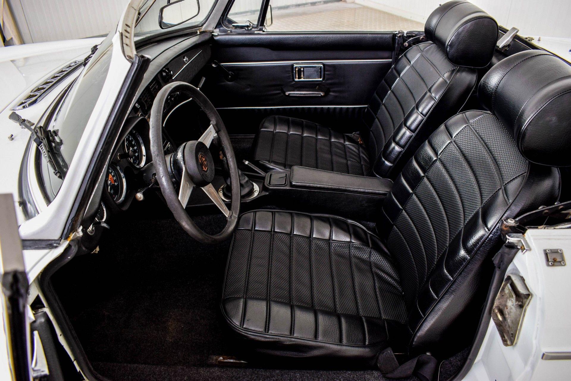 MG B MGB Roadster Foto 50