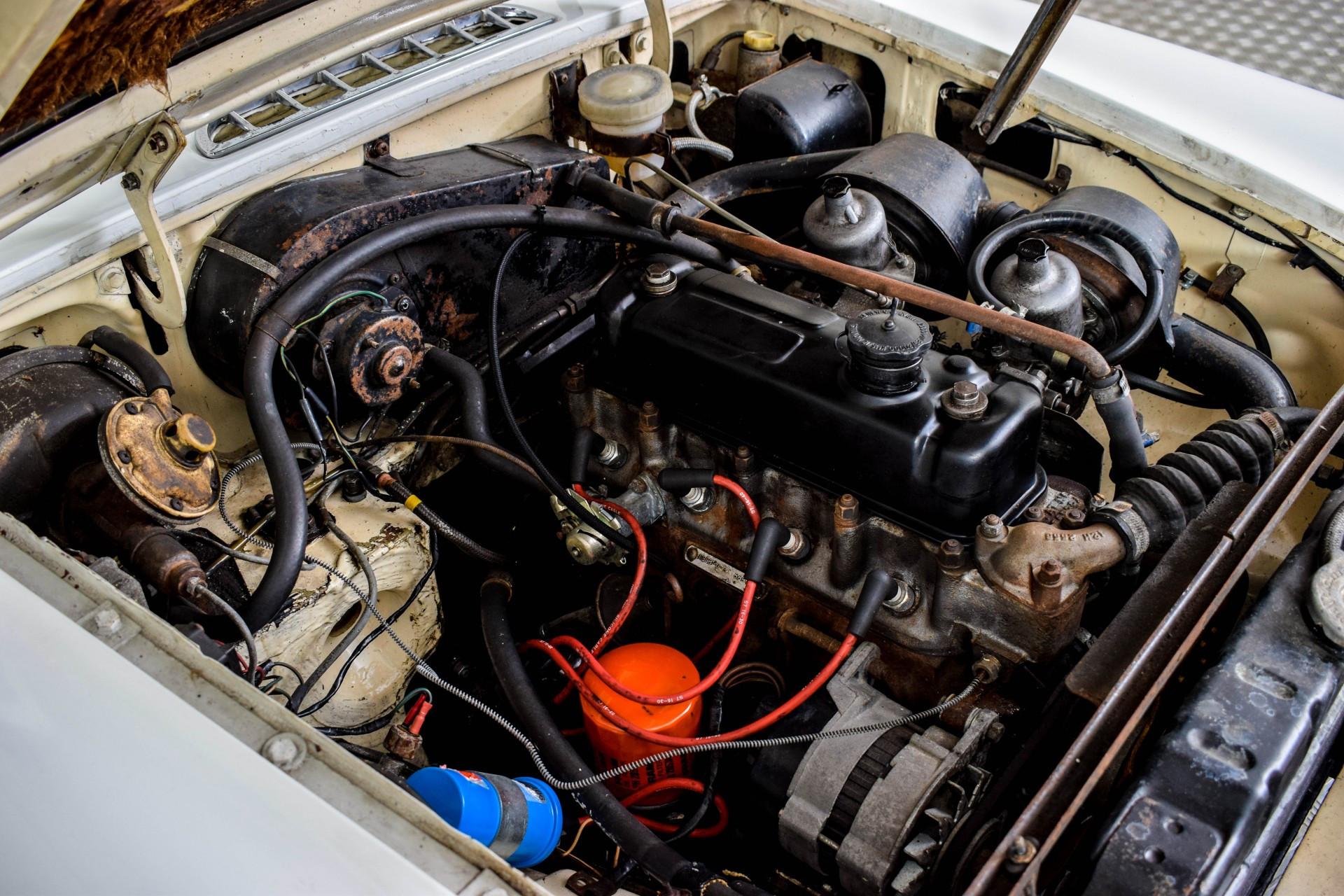 MG B MGB Roadster Foto 54