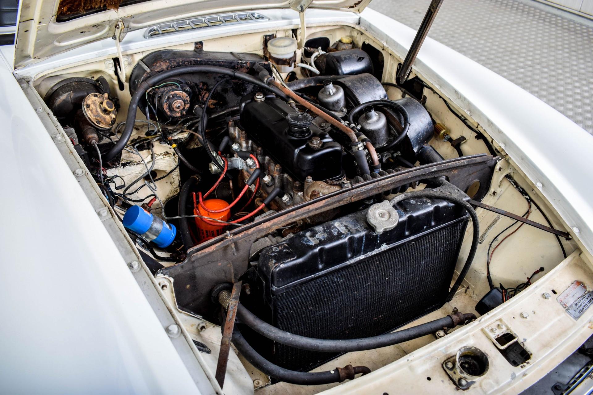 MG B MGB Roadster Foto 56