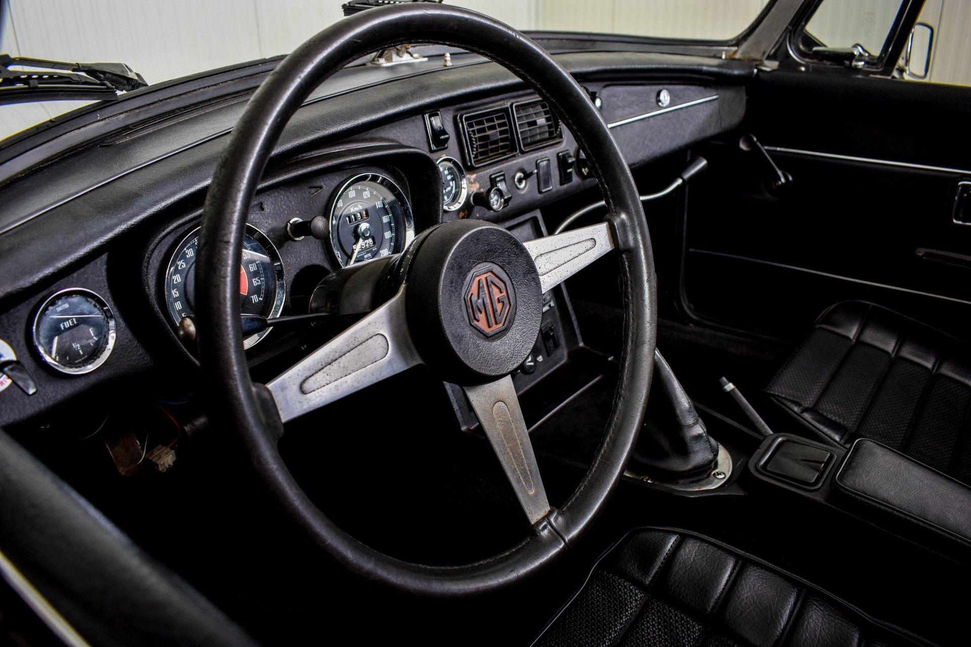 MG B MGB Roadster Foto 9