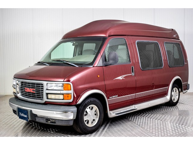 GMC 3500 Savana 5.7 V8 Campervan Regency Foto 1
