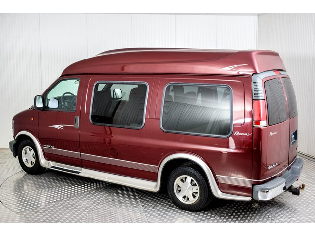 GMC 3500 Savana 5.7 V8 Campervan Regency Foto 16
