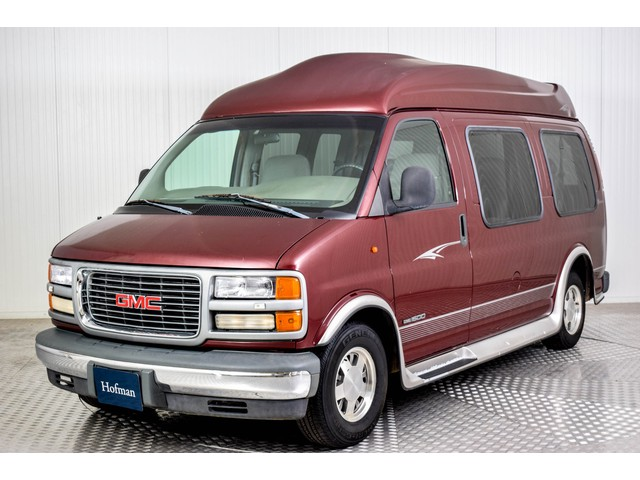 GMC 3500 Savana 5.7 V8 Campervan Regency Foto 18