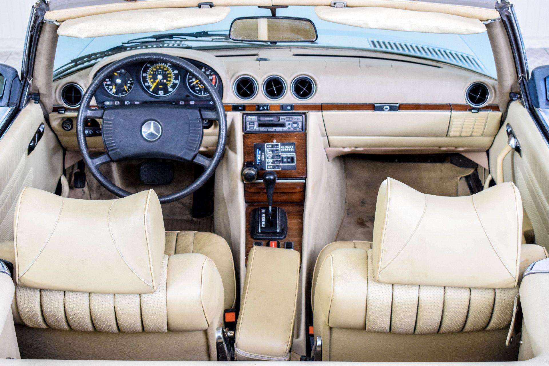 Mercedes-Benz SL-Klasse 450 SL Roadster Foto 21