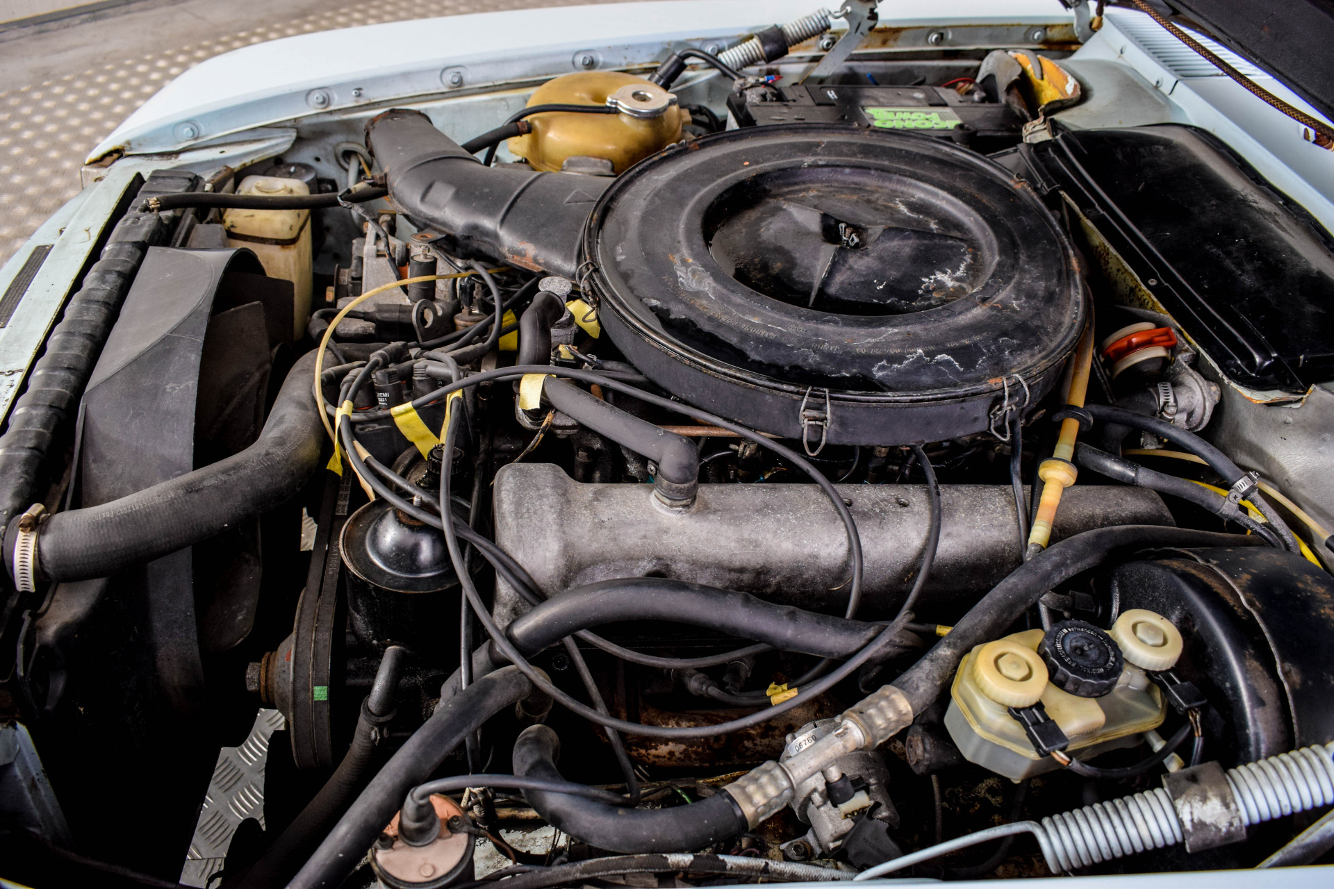 Mercedes-Benz SL-Klasse 450 SL Roadster Foto 36
