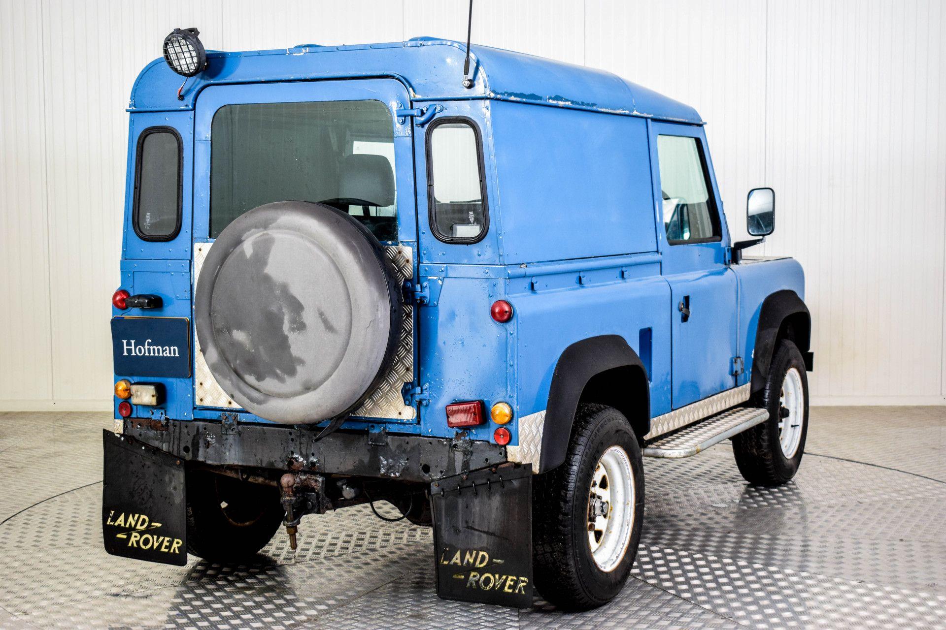 Land Rover Defender 90 2.5 TDI Foto 10