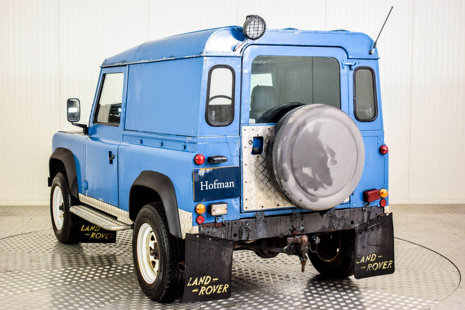 Land Rover Defender 90 2.5 TDI Foto 11