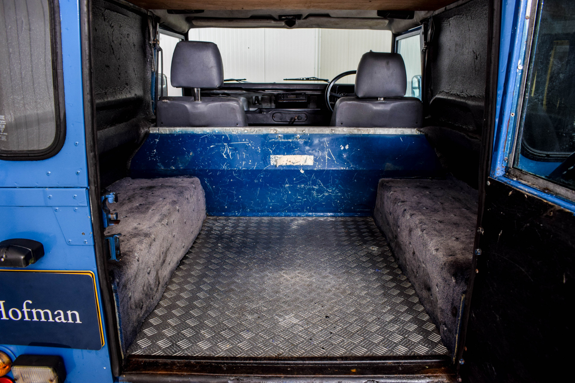 Land Rover Defender 90 2.5 TDI Foto 16