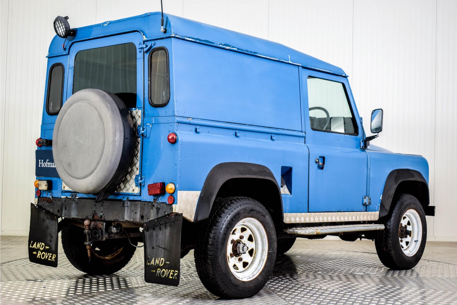 Land Rover Defender 90 2.5 TDI Foto 2