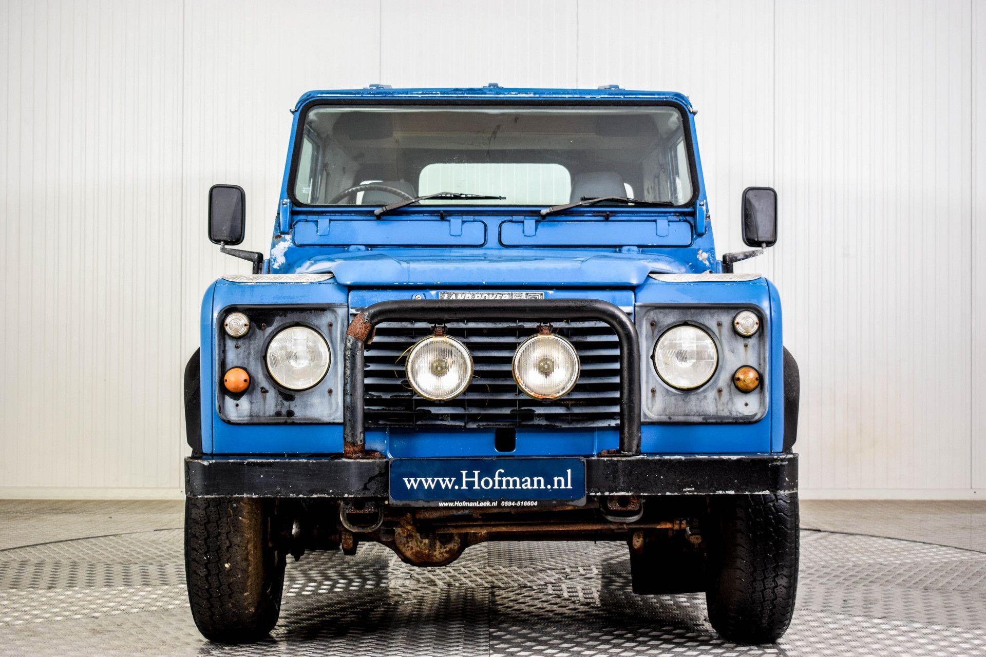 Land Rover Defender 90 2.5 TDI Foto 3