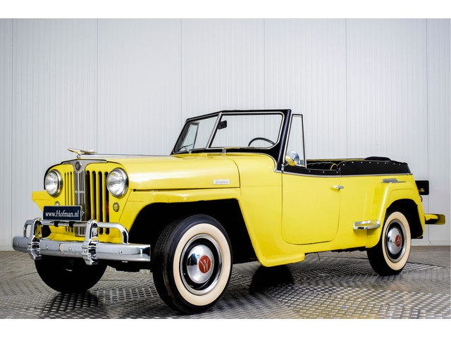 Willys Jeepster  Foto 1