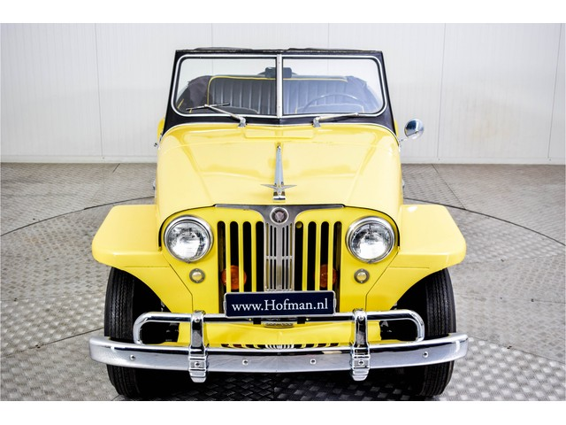 Willys Jeepster  Foto 10
