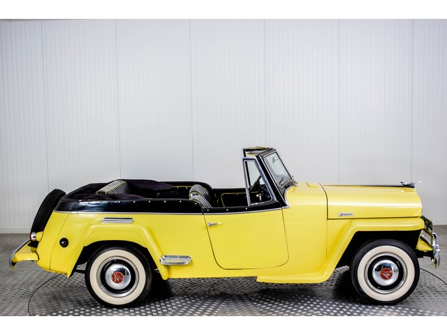 Willys Jeepster  Foto 12