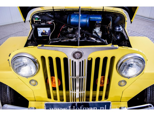Willys Jeepster  Foto 13