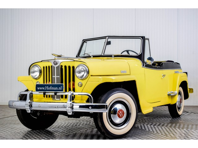 Willys Jeepster  Foto 16