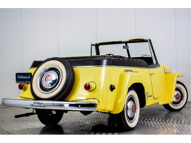 Willys Jeepster  Foto 17