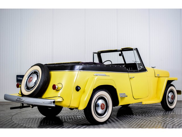 Willys Jeepster  Foto 2