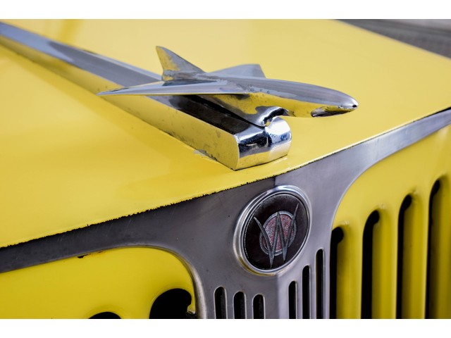 Willys Jeepster  Foto 20