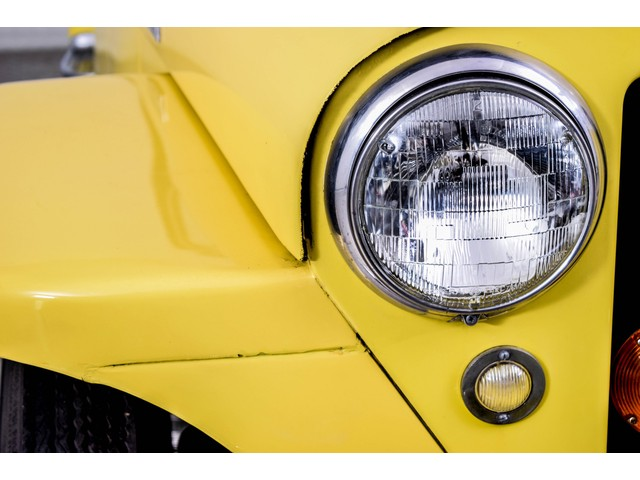 Willys Jeepster  Foto 26
