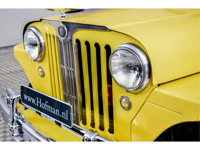 Willys Jeepster  Foto 27