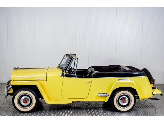 Willys Jeepster  Foto 3
