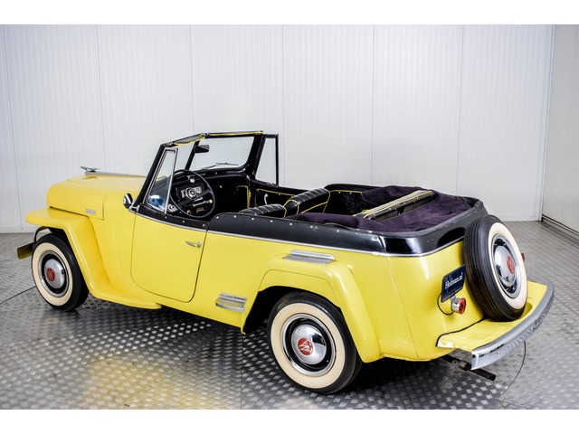Willys Jeepster  Foto 30