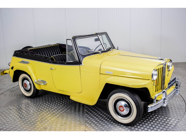 Willys Jeepster  Foto 31