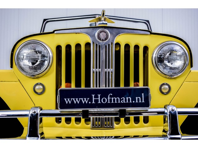 Willys Jeepster  Foto 37