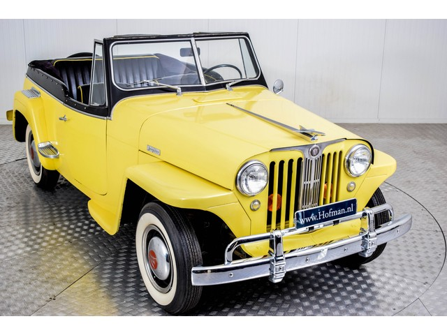 Willys Jeepster  Foto 38